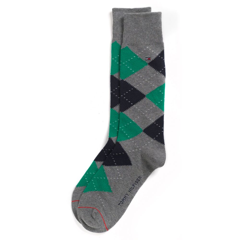 Image for ARGYLE CASUAL SOCK from Tommy Hilfiger USA