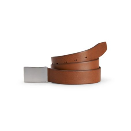 Image for SOLID CLASP BUCKLE CASUAL BELT from Tommy Hilfiger USA