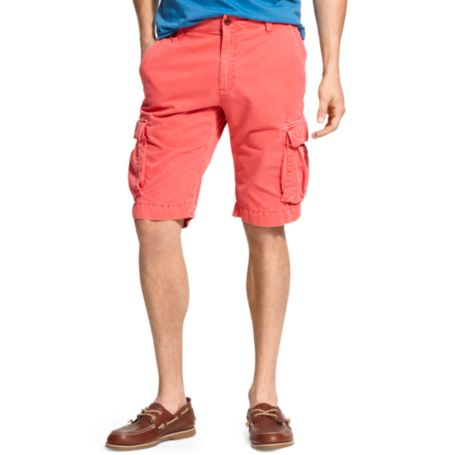 Image for GARMENT DYED CARGO SHORT from Tommy Hilfiger USA