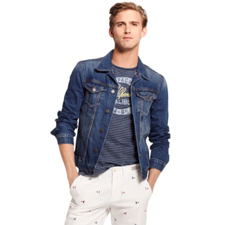Image for DENIM JACKET from Tommy Hilfiger USA