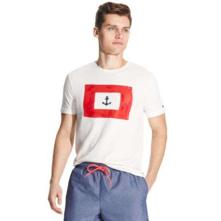 Image for ANCHORS AWEIGH TEE from Tommy Hilfiger USA