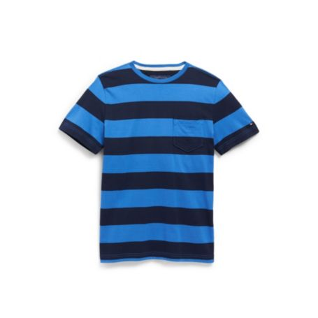 Image for RUGBY STRIPE TEE from Tommy Hilfiger USA