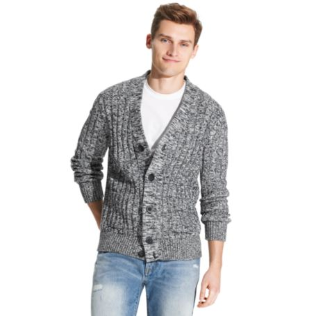 Image for CABLE CARDIGAN from Tommy Hilfiger USA
