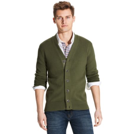 Image for CARDIGAN SWEATER from Tommy Hilfiger USA