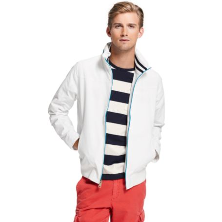 Image for CLASSIC ZIP UP JACKET from Tommy Hilfiger USA