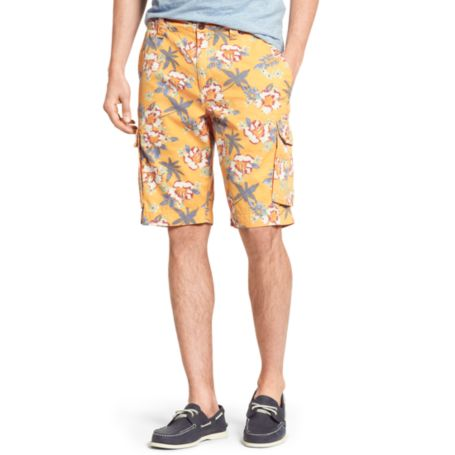 Image for FLORAL PRINT CARGO SHORT from Tommy Hilfiger USA