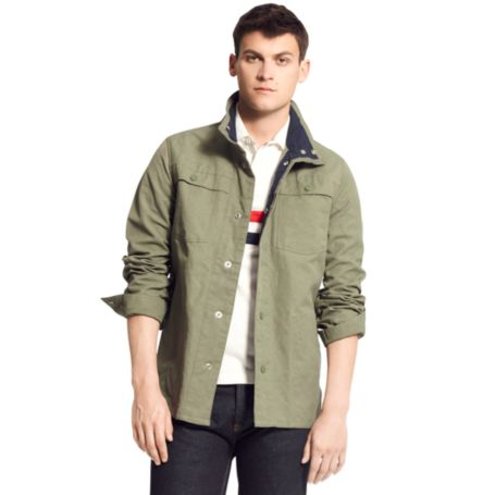 Image for MILITARY JACKET from Tommy Hilfiger USA