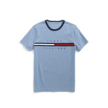 Image for SHORT SLV TEE from Tommy Hilfiger USA