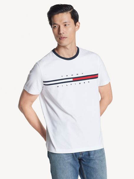 Image for LOGO TEE from Tommy Hilfiger USA