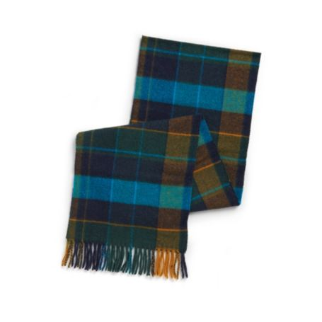 Image for BLANKET CHECK SCARF from Tommy Hilfiger USA