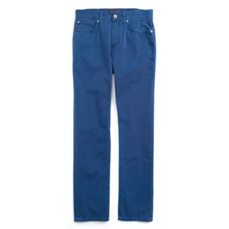 Image for SLIM STRAIGHT GARMENT DYE JEAN from Tommy Hilfiger USA