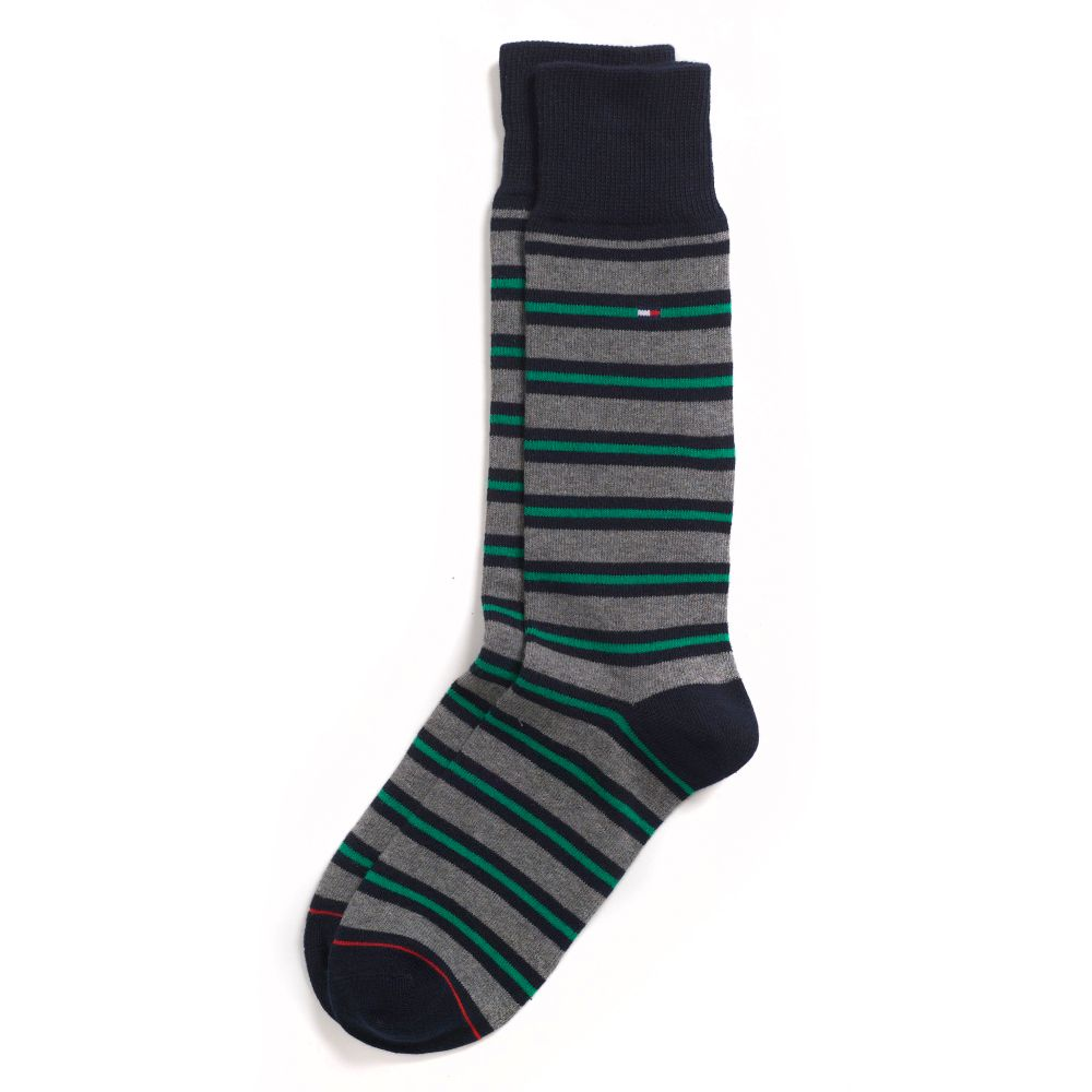 Image for STRIPE CASUAL SOCK from Tommy Hilfiger USA