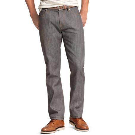 Image for GREY SELVEDGE DENIM from Tommy Hilfiger USA