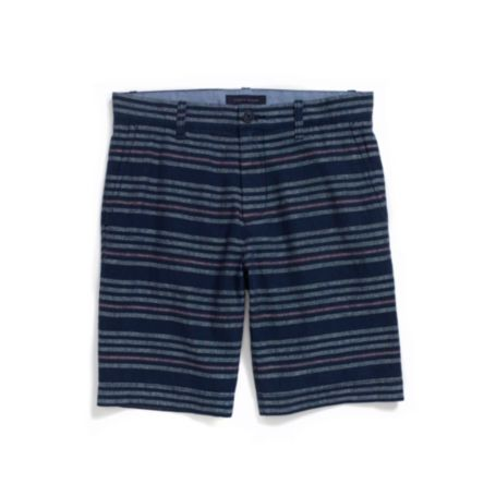 Image for CLASSIC FIT STRIPE SHORT from Tommy Hilfiger USA