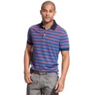STRIPE POLO $69.00