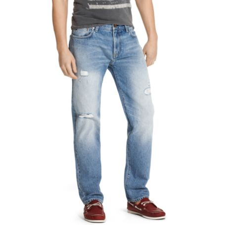 Image for CUSTOM STRAIGHT DENIM from Tommy Hilfiger USA