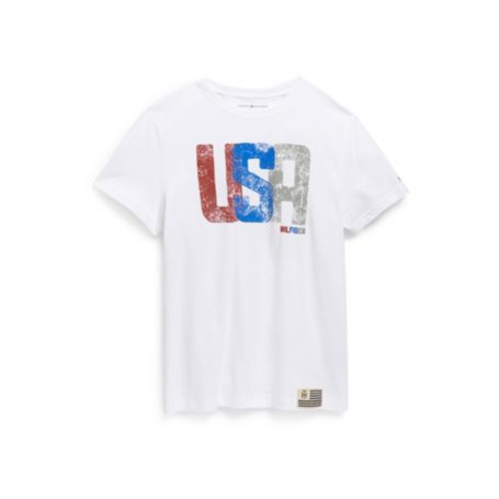 Image for USA GRAPHIC TEE from Tommy Hilfiger USA