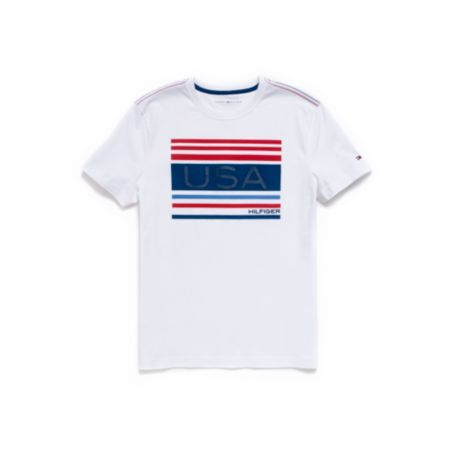 Image for COUNTRY TEE from Tommy Hilfiger USA