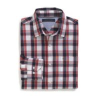 CUSTOM FIT 80'S PLAID SHIRT $44.99