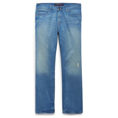 Image for CUSTOM STRAIGHT TINTED JEAN from Tommy Hilfiger USA