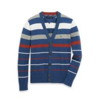 STRIPE CARDIGAN $64.50