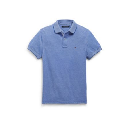 Image for CUSTOM FIT OXFORD POLO from Tommy Hilfiger USA