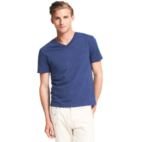 Image for CLASSIC V-NECK TEE from Tommy Hilfiger USA