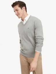 PACIFIC V-NECK SWEATER $46.50