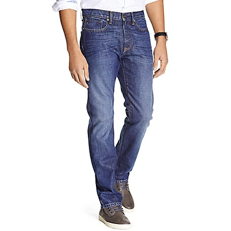 Tommy Hilfiger Relaxed Fit Denim - Authentic