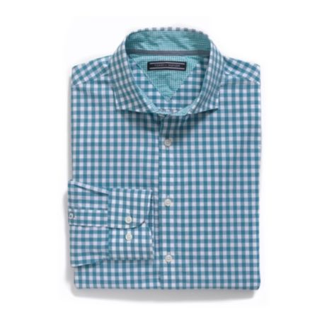 Image for NEW YORK FIT CHECK SHIRT from Tommy Hilfiger USA