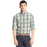 NEW YORK FIT CHECK SHIRT $59.99