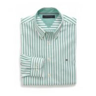 NEW YORK FIT STRIPE SHIRT $79.00