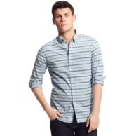 NEW YORK STRIPE SHIRT $89.00
