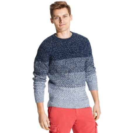 Image for OMBRE STRIPE SWEATER from Tommy Hilfiger USA