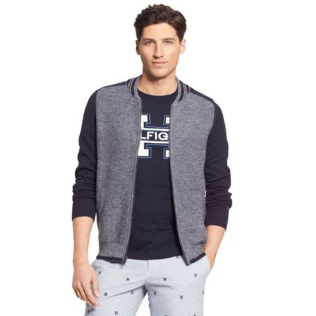 Image for BASEBALL CARDIGAN from Tommy Hilfiger USA
