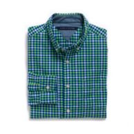 CUSTOM FIT BRIGHT PLAID SHIRT $69.99