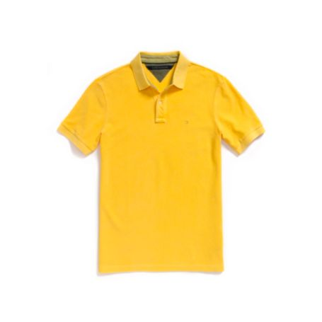Image for CUSTOM FIT GARMENT DYE POLO from Tommy Hilfiger USA