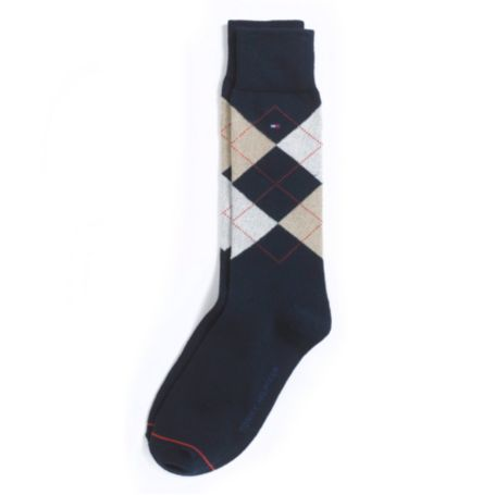 Image for ARGYLE TROUSER DRESS SOCK from Tommy Hilfiger USA