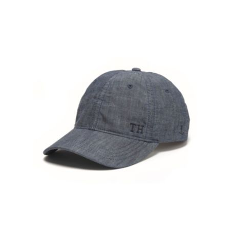 Image for CHAMBRAY CAP from Tommy Hilfiger USA