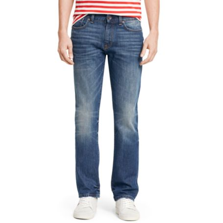 Image for SLIM STRAIGHT VINTAGE JEAN from Tommy Hilfiger USA