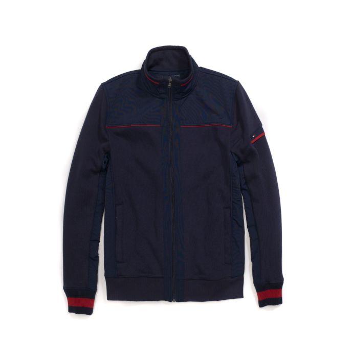 Tommy Hilfiger Men S Full Zip Up Fleece Jacket Ebay