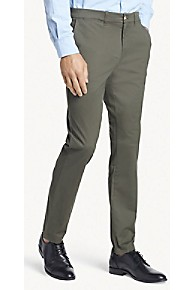 타미 힐피거 Tommy Hilfiger Slim Fit Chino In Stretch Cotton