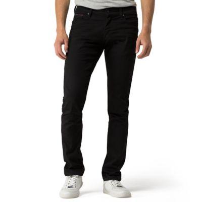 Tommy hilfiger red skinny jeans