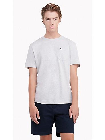 타미 힐피거 티셔츠 Tommy Hilfiger Essential Classic Pocket T-Shirt