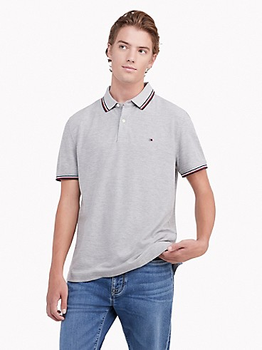 타미 힐피거 폴로 반팔티 Tommy Hilfiger Custom Fit Essential Performance Polo