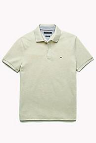타미 힐피거 Tommy Hilfiger Custom Fit Pique Cotton Polo