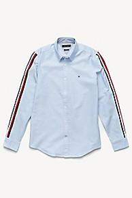 타미 힐피거 Tommy Hilfiger Racing Stripe Shirt