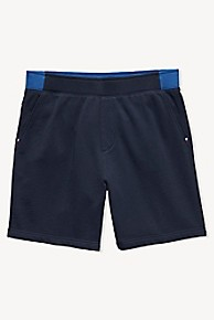 타미 힐피거 Tommy Hilfiger Essential Sweat Short,NAVY BLAZER
