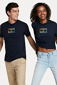 타미 힐피거 Tommy Hilfiger Tommy Pride Collection T-Shirt