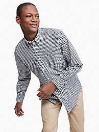 타미 힐피거 셔츠 Tommy Hilfiger Classic Fit Essential Stretch Shirt